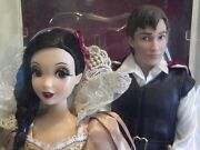 Snow White And Exclusive D23 Doll Edition Limited Disney Fairytale