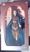 Pocahontas The Doll 17 Edition Limited 4500 Disney Store Collection Box Nrfb
