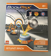 Boomtrix Stunt Pack By Goliath - Xtreme Trampoline Action Kinetic Metal Ball