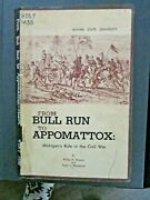 Book Collectable From Bull Run To Appomattox Michiganand039s Role In The Civil War