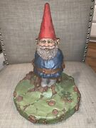 Vintage Tom Clark Forest Gnome 5335 Environment Issued 1997