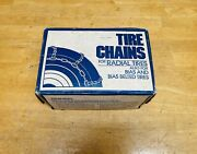 Vintage Montgomery Ward Radial Tire Chains