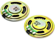 Gikfun 8ohm 0.5w Woofer D36mm Speaker For Arduino Pack Of 2pcs Ek1411
