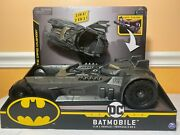 Batman Batmobile And Batboat 2-in-1 Transforming Vehicle 1st Edition Ages 4+