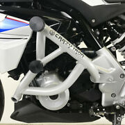Crazy Iron Bmw G310r Engine Guard Cage Pro Subcage Rear Axle Pegs