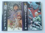 Teen Titans Earth One Vol 1and2 By Jeff Lemire Brand New, Sealed