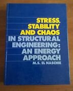 Stress, Stability, Chaos In Struc.eng. H/c By El Naschi Hardback Book The Fast