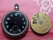 Vintage Elgin Pocket Watches As A Parts