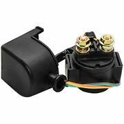Cyleto Starter Solenoid Relay For Coolster 125cc 3125b 3125r 50cc 70cc 110cc Atv