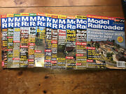 Model Railroader Magazine 2007 Complete Full Year 12 Issues