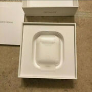 Refurbished Airpods 2nd Generation With Charging Case Bluetooth Earbuds White