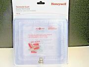 New Honeywell Locking Universal Thermostat Guard Cover Clear Plastic Cg511a