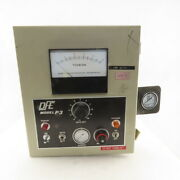 Dover Flexo P3 Textile Web Printing Manufacturing Tension Control System