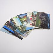 Postcards 3 - Mixed Lot Of 30 - Various Places Eras - Crafting Collecting