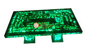 4and039x2and039 With Two Stand Marble Agate Led Light Table Top Hallway Decorative E1198