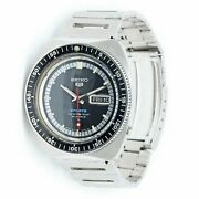 Vintage 1968 Seiko 5 Sports Diver 6106-8120 25 Jewels Menand039s Automatic Watch