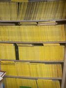 Huge Collection Of National Geographic Magazines 1913-2000s