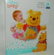 Winnie The Pooh Roly-poly New Disney Baby Wobbling Inflatable 6+ Months