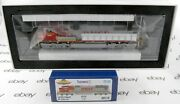 Ho Scale Sd75m Locomotive W/dcc And Sound - Bnsf/warbonnet 8260 - Athearn G70642