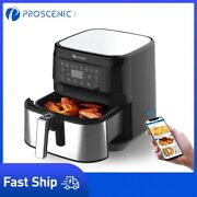 Smart Touch Prosceni Air Fryer 5.5l Capacity Oilless Cooker For Healthy Cooking