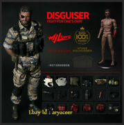 Wjl Toys 1/6 Metal Gear Stalker Snake Collectible Action Figure Model In Stock