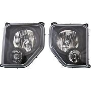 68079710aa, 68079711aa Capa Driver And Passenger Side Lh Rh For Jeep Liberty 10-12