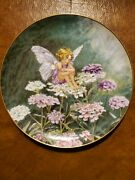 Flower Fairy Plate Sets Heinrich Villeroy And Boch 2 Entire Sets 24 Plates.