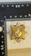K1692 1960s France French Navy Anti Mine Forces Badge L3d