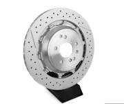 Oem Mercedes-benz S Coupe C217 Rear Brake Disc Rotor Amg A2224232012 Genuine