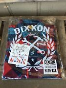 Dixxon Flannel The Mccallister Mens Medium Home Alone Sold Out New