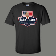 Back To Back Impeachment Champion Donald Trump Shirtfull Front