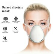 Smart Electric Mask With 4-layer Efficient Filtration