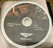 2004-2006 Bentley Continental Flying Spur Navigation Cd Midwest And Ohio Valley