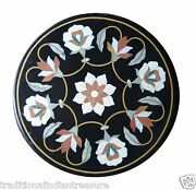 24 Marble Coffee Table Top Flower Marquetry Mosaic Giving Tuesday Home Decor