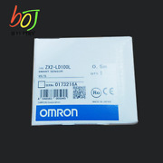 New In Box Omron Laser Displacement Sensor Zx2-ld100l Fast Delivery