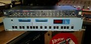 Vintage Orban 787a Blueface  Vintage Programmable Mic Processor With Gate...