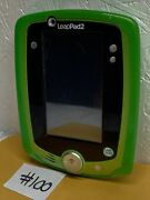 Leapfrog Leappad2 Explorer Learning System Green Edition, 2-10 Yrs -tablet Only