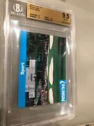 Tiger Woods 2005 Picture That Board Game Bgs 9.5 Gem Mint With 10 Centering