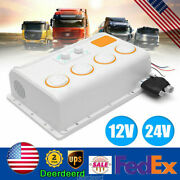 24v Air Conditioner Kits Evaporator For Car Caravan Truck Agricultural Vehicles