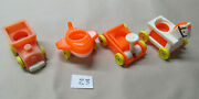 Vintage Fisher-price Little People Children Riding Toys Lot Of 4 23