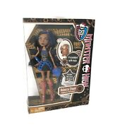 Monster High Robecca Steam First Wave Steampunk Doll New In Box By Mattel