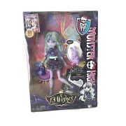 Monster High Twyla 13 Wishes Doll New Mattel 2012 Daughter Of The Boogey Man