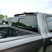 Painted - Truck Cab Spoiler Wing 982959 For Ram 1500 Crew Cab 2019-2021