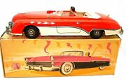 Joustra Deauville Usa Tinplate Convertible 12 - Mint Boxed - Rare