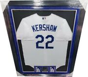 Clayton Kershaw Signed Autograph Authentic Jersey Dodgers 2020 World Champs Mlb