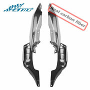 Motorcycle Carbon Fiber Rear Tail Side Seat Frame Cover For Mt 07 Fz07 2013-2016
