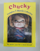 Chucky Complete 7-movie Collection [new Dvd] Boxed Set