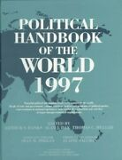 Political Handbook Of The World 1997 By Muller, Thomas C. Hardback Book The Fast