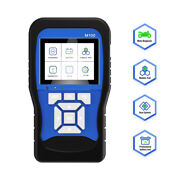 Handheld Motorcycle Auto Scanner Fault Code Reader Diagnosis Tool M100