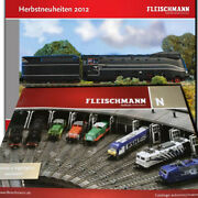 Books Catalogues Fleischmann Available 2 Variations Catalog 990220 And 991222